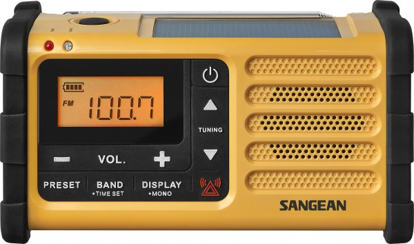 SANGEAN MMR-88 Outdoor- und Emergency Radio