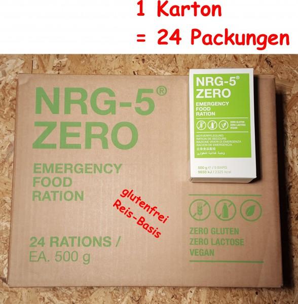 MSI NRG-5 ZERO glutenfrei 24 x 500g