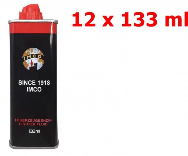 imco Feuerzeug Benzin 12 x 133 ml