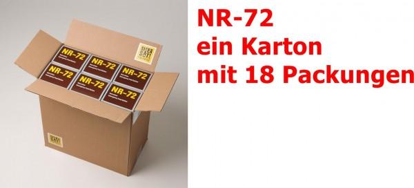 SicherSatt Notration NR-72 ... 18 x 495 g = ein Karton