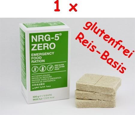 MSI NRG-5 ZERO glutenfrei 500g
