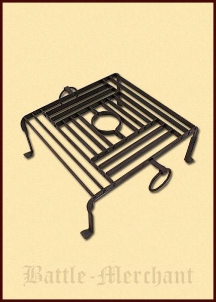 originalgetreuer römischer Grill bzw. Kochgestell (Craticula)