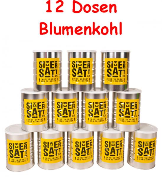 SicherSatt Blumenkohl