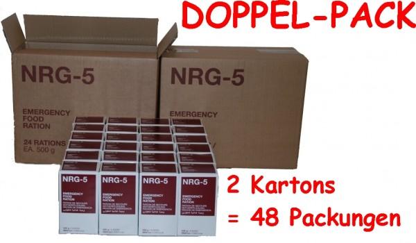 MSI NRG-5 Notration 48x500g Doppel-Pack