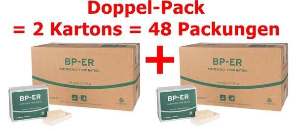 BP-ER Emergency Food Ration 48 x 500 g = 2 Kartons