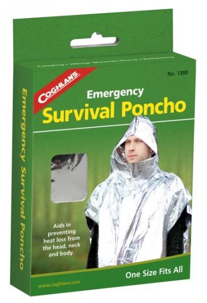 Coghlans Survival Poncho