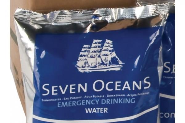 15 Liter Seven Oceans Trinkwasser