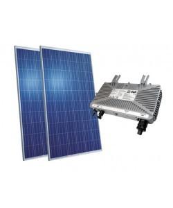 mobiles SOLAR-Heimkraftwerk Duo von EWB