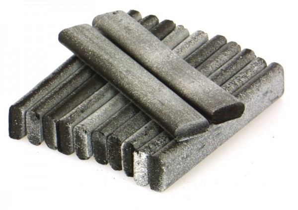 RELAGS Holzkohlestäbchen für Taschenofen