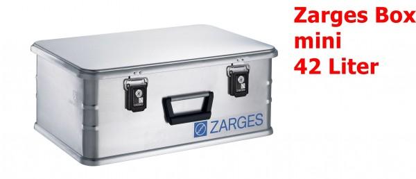 Zarges Box Mini - 42 Liter